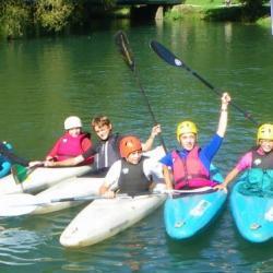 Apprenez à naviguer avec l'école de pagaie : il n'y a pas d'âge pour débuter
